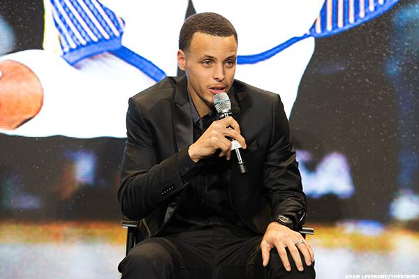 Under Armour Sends Steph Curry Back to China to Drive Overseas Sales