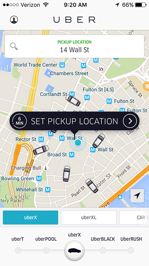 Uber Has Only Just Begun To Crush New York's Yellow Cab