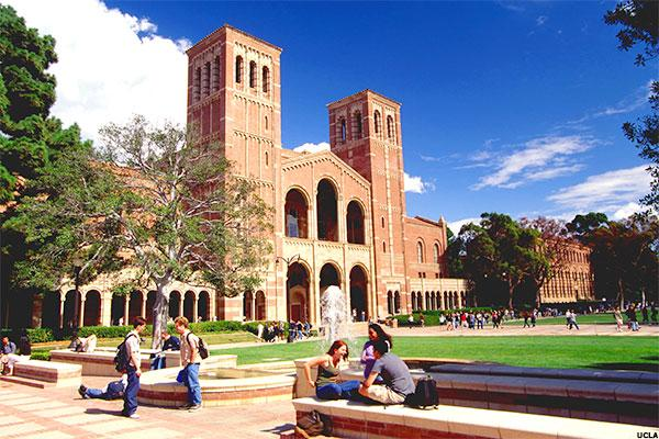 California: University of California, Los Angeles