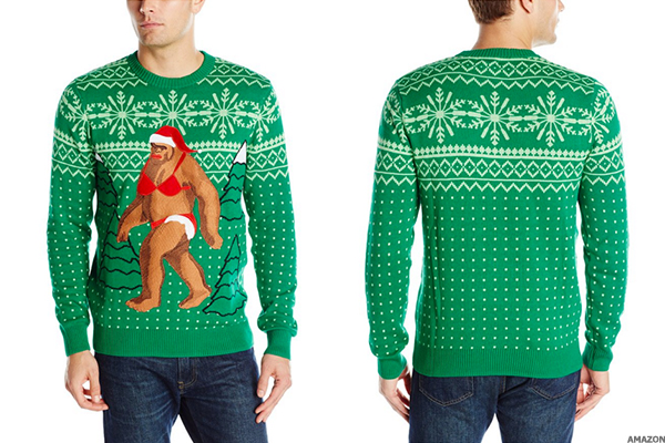 16 hilarious ugly holiday sweaters you can actually buy on amazon - Best Place To Buy Ugly Christmas Sweaters