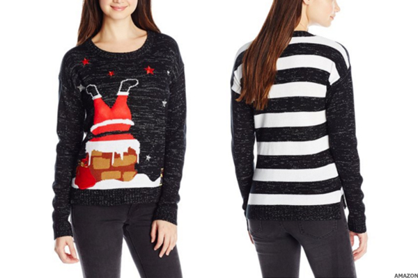 16 Hilarious 'Ugly' Holiday Sweaters You Can Actually Buy on ...