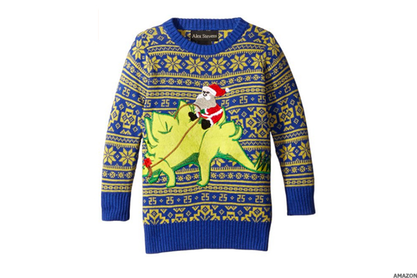 Celebrate my drive prizes for ugly sweater