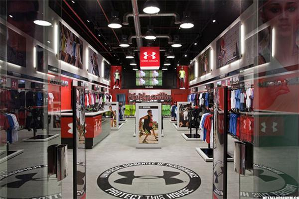 Beau Under Armour Moves To Control Own Future By Opening 200 New Stores In 2016