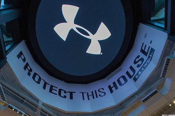 Under Armour (UA) Stock Gains, LaRose Named North American President