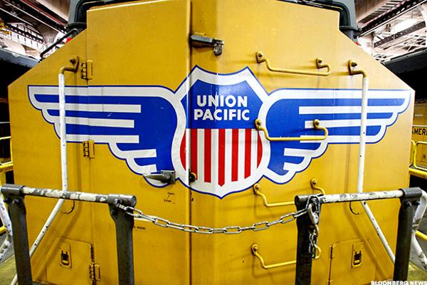 Here's Why Union Pacific (UNP) Stock Is Down Today