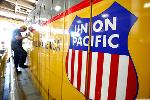 Union Pacific Could Track Sharply Lower