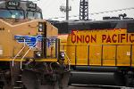 Track Change for Union Pacific Stock?