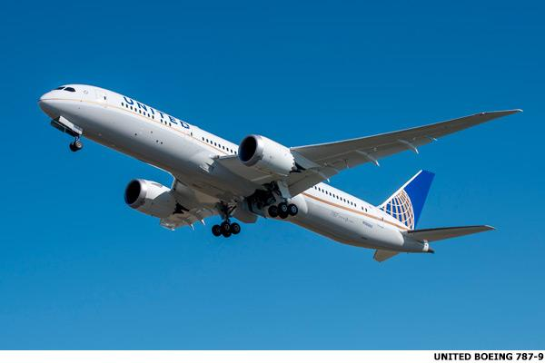 How Boeing 787-9s Are Boosting United Airlines at San Francisco Hub