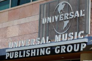 Music Industry Rebound Tempts Universal Music Parent to Consider IPO