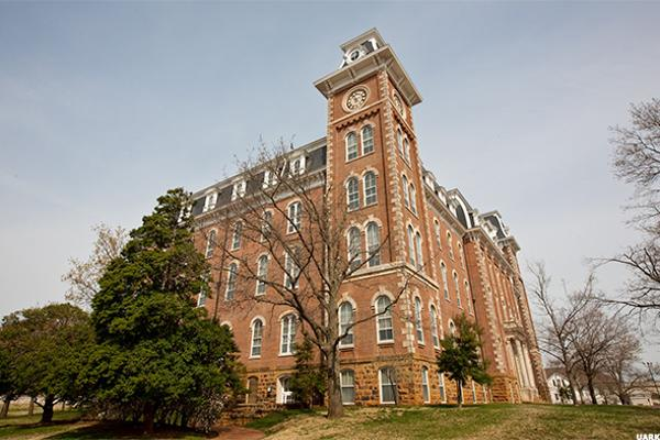 Arkansas: University of Arkansas