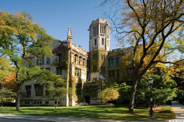 10. University of Chicago