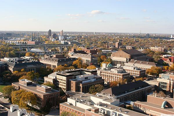 Minnesota: University of Minnesota, Twin Cities