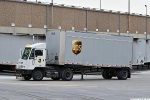 UPS Is Headed Even Lower -- Here's When You Should Buy
