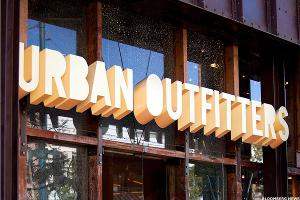 Urban Outfitters Follows Up-and-Down Trail