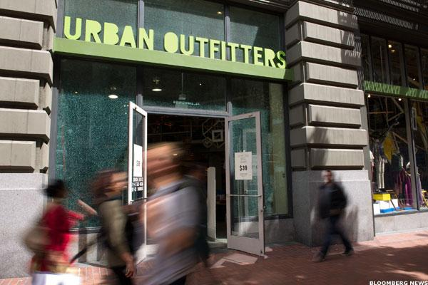 Urban Outfitters Looks Sharp, Gap Looks Unfashionable