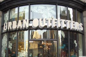 Urban Outfitters Approaches Low-Risk Entry Zone