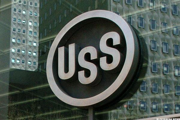 U.S. Steel (X) Stock Climbs, Credit Suisse: 'Very Undervalued'