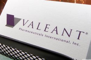 Jim Cramer -- Valeant's Sales Struggles Mean Allergan Could Profit