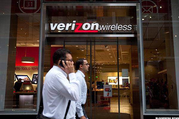 Verizon Drops After AOL's Millennial Deal; BlackBerry Slides After Buying Good Technology: Telecom Winners & Losers