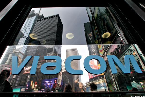 Viacom Upgraded on Earnings Beat, Promising Turnaround Plans