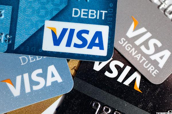 Visa Beats Estimates as Consumer Spending Grows, PayPal Feud Ends