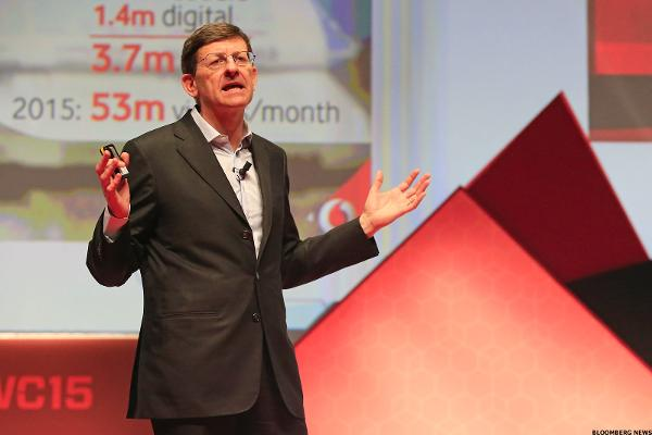 Vodafone Raises Deutsche Telekom Challenge with $22 Billion Liberty Global Deal