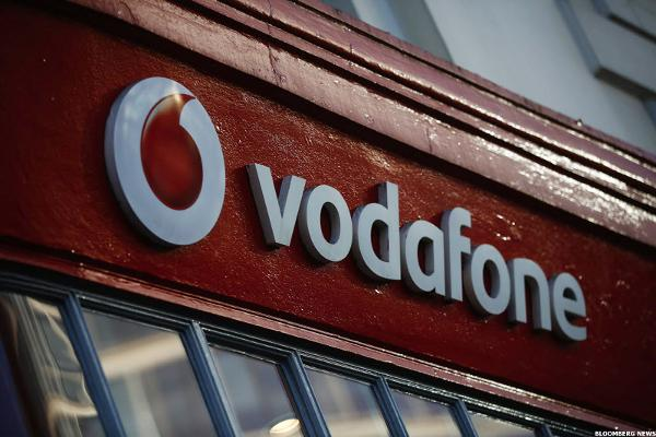 Vodafone Rings Up Lower Revenue, but Says Organic Growth Is Steady