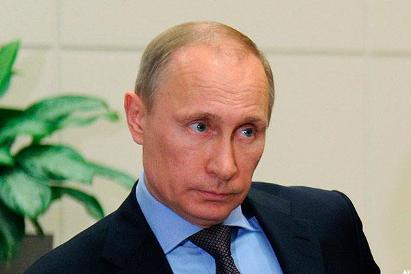 Putin Says Russia Will Become World's Largest Liquefied Natural Gas Producer
