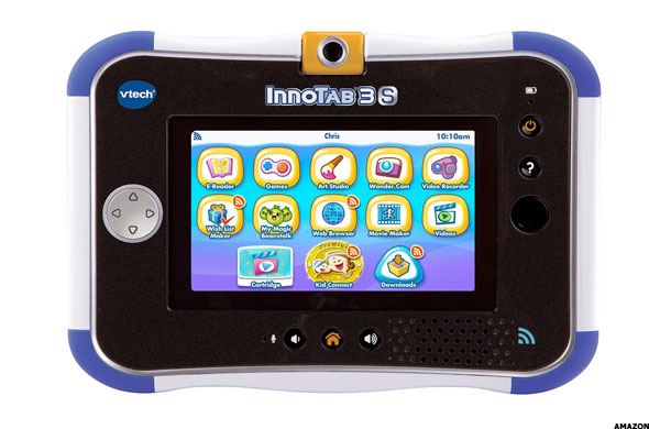 how to delete users on vtech innotab 3