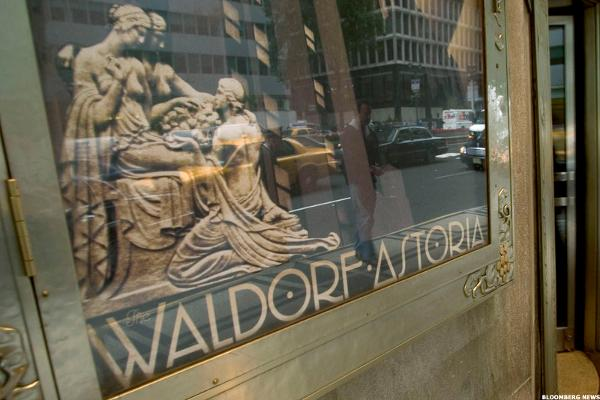 China Seizes Waldorf Astoria Owner Anbang in Major Corporate Crackdown
