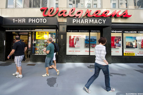 Will Walgreens win Rite Aid?