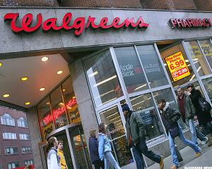 Walgreen Shares Rise on Earnings Beat: What Wall Street's Saying