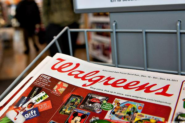 Valeant Partnership With Walgreens in Trouble: Andrew Left