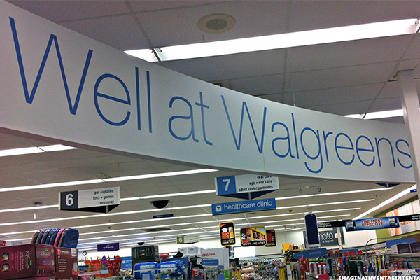 Amazon could threaten Walgreens?