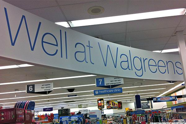 Walgreens Misses Revenue but Beats Earnings Target -- Slightly