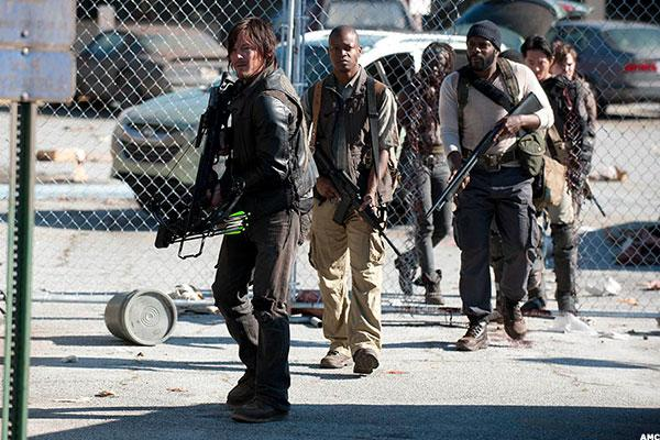 AMC Isn't Done Leaning on 'The Walking Dead'