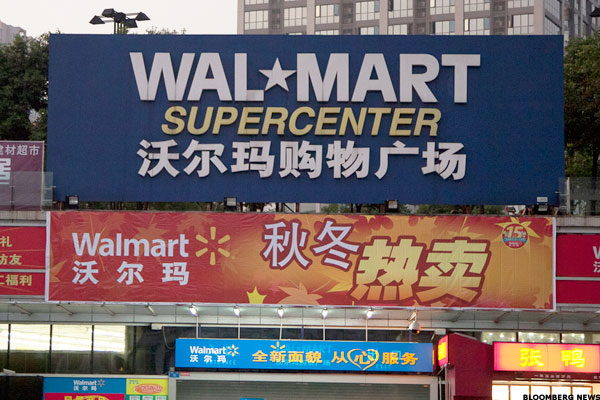 Walmart has expanded