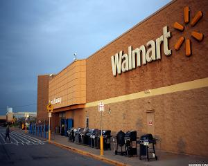 Wal-Mart Shareholder Sparks Campaign Against Executive Pay