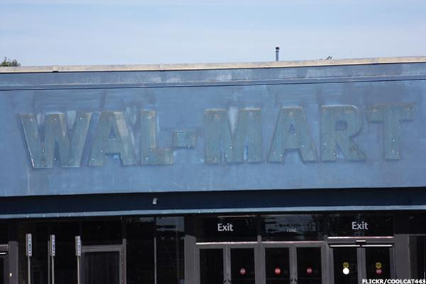 Walmart's C-Suite Is Being Ripped Apart