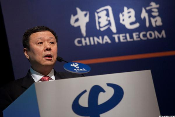 China Unicom Springs to Life