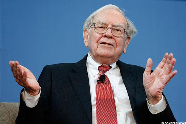 Buffett Bets Energy Investments Will Offset Bad Year at Geico