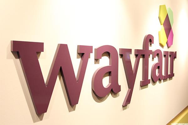 Furniture Retailer Wayfair Shares Tank on Amazon Program