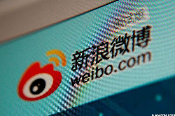 Sina Stock Up, Distributes Weibo Stock to Shareholders