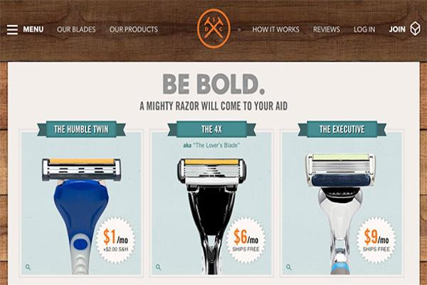 Unilever Looks to Dollar Shave Club to Gain Edge on Rivals ...