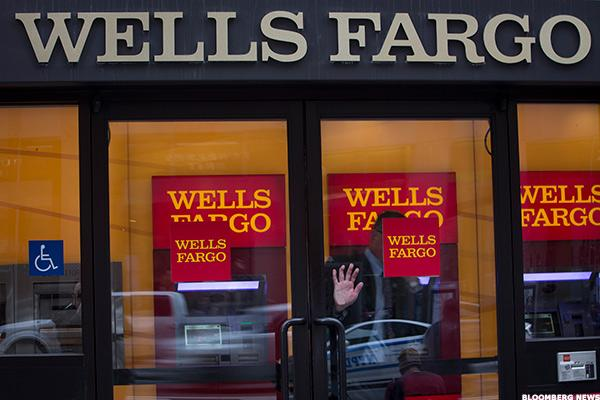 Wells Fargo Barred From Some Deals After Flunking 'Living Will' Retest