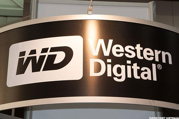 Jim Cramer -- I'm Astonished by Western Digital's Earnings