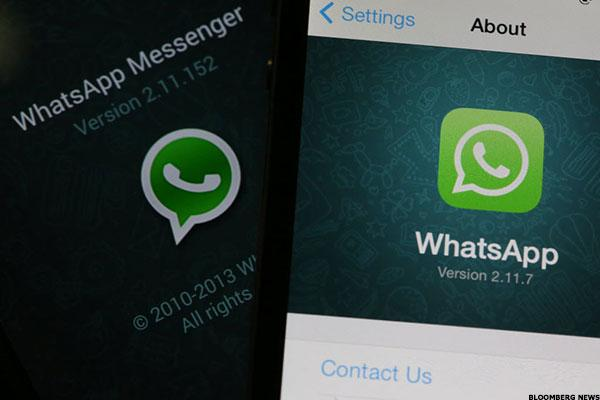 Facebook (FB) Stock Up, WhatsApp Announces New Business Messaging Feature