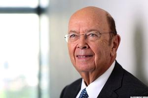 Trump Commerce Pick Wilbur Ross Steps into Senate Spotlight, Cast as 'Pro Sensible Trade'