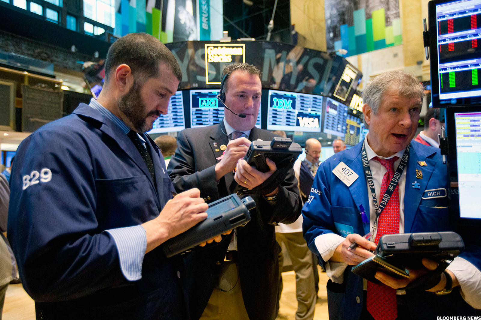Stocks End Up on Tentative Brexit Deal, U.S.-Turkey Ceasefire Agreement in Syria