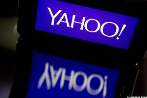Here's Why Yahoo! (YHOO) Stock Is Up Today